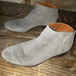 Lucky Bremma Leather Bootie 11